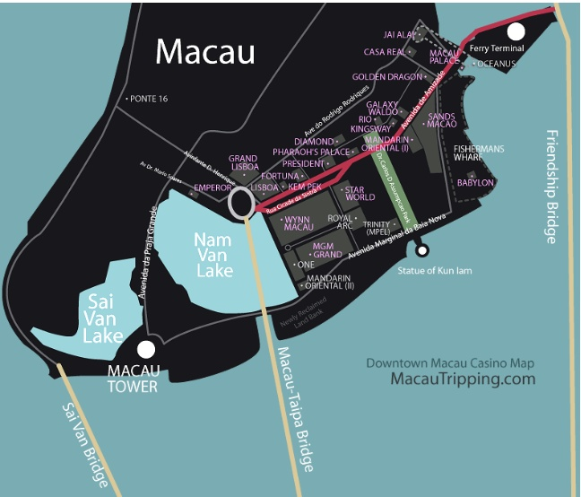 mgm casino locations