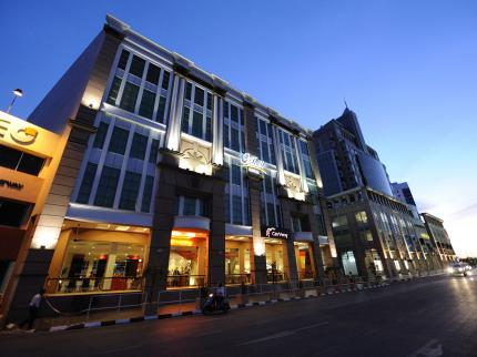 Abell Hotel Kuching Room Rates