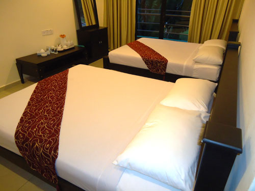 Beruang Hill Resort Melaka Located In Ayer Keroh Malacca