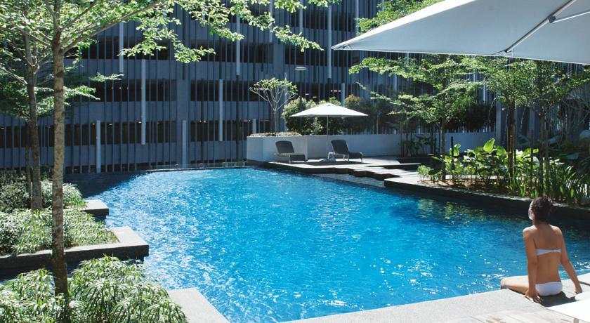 Fraser residence kuala lumpur klcc malaysia - Piccolo hotel kuala lumpur swimming pool ...